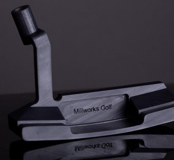 Millworks Golf Club Prototype