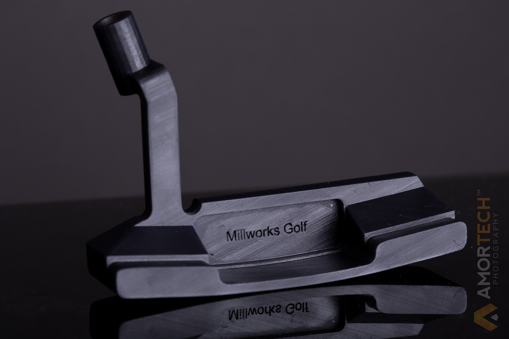 Millworks Golf Club Prototype